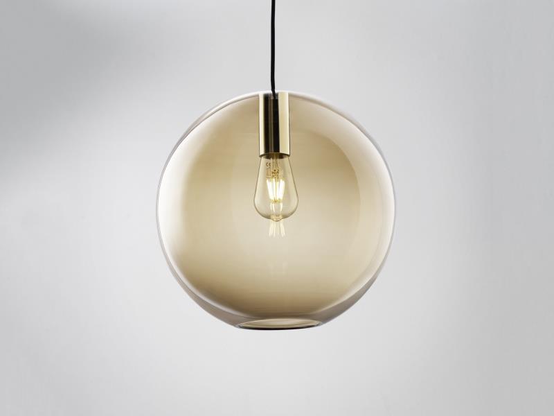 LOON MINI Base Pendelleuchte inklusive Loon Ball Mini Lampenschirm