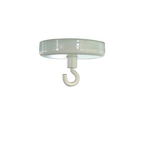 Magnet mit Haken 32 mm, Haltekraft bis 8 kg