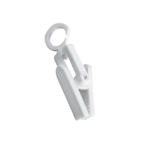 Universal-Clip für Klarsichthüllen