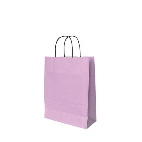 Papier-Taschen pink
