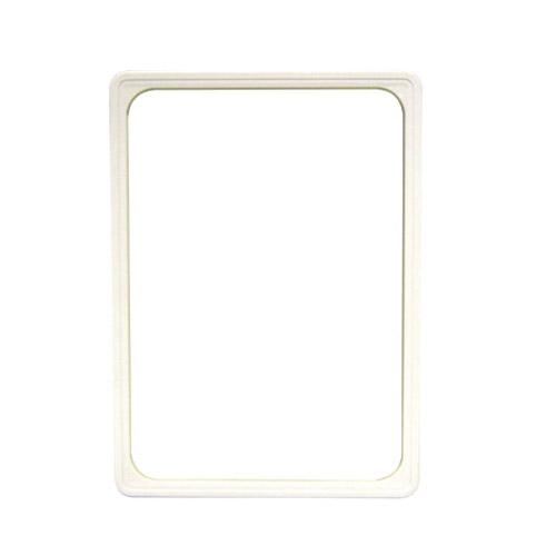 Plakatrahmen A3 weiß