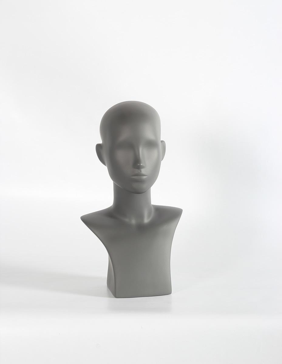 Damenkopf abstrakt