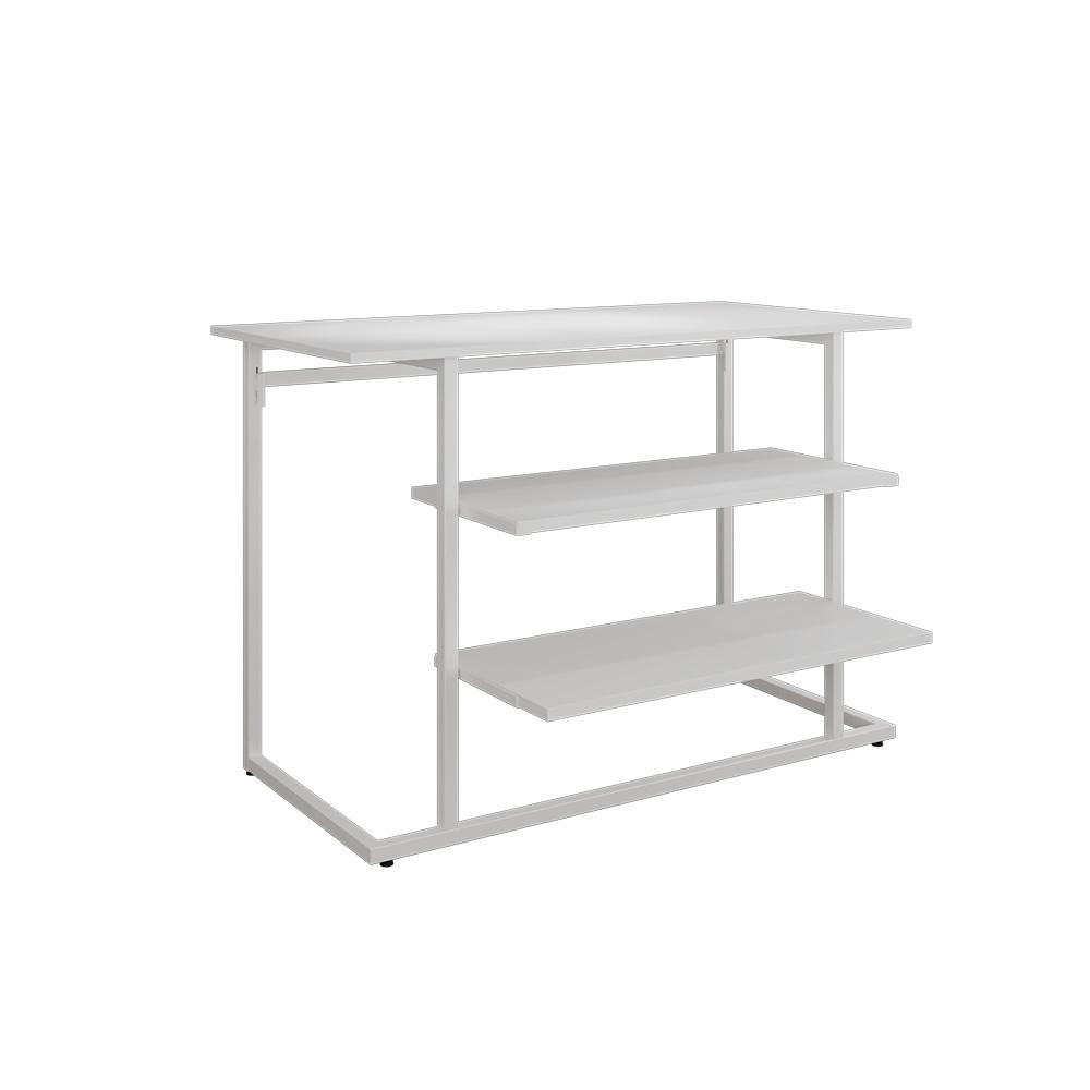 Stufentisch Set weiß/weiß