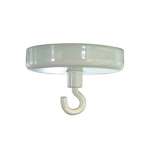 Magnet mit Haken 50 mm, Haltekraft bis 12 kg