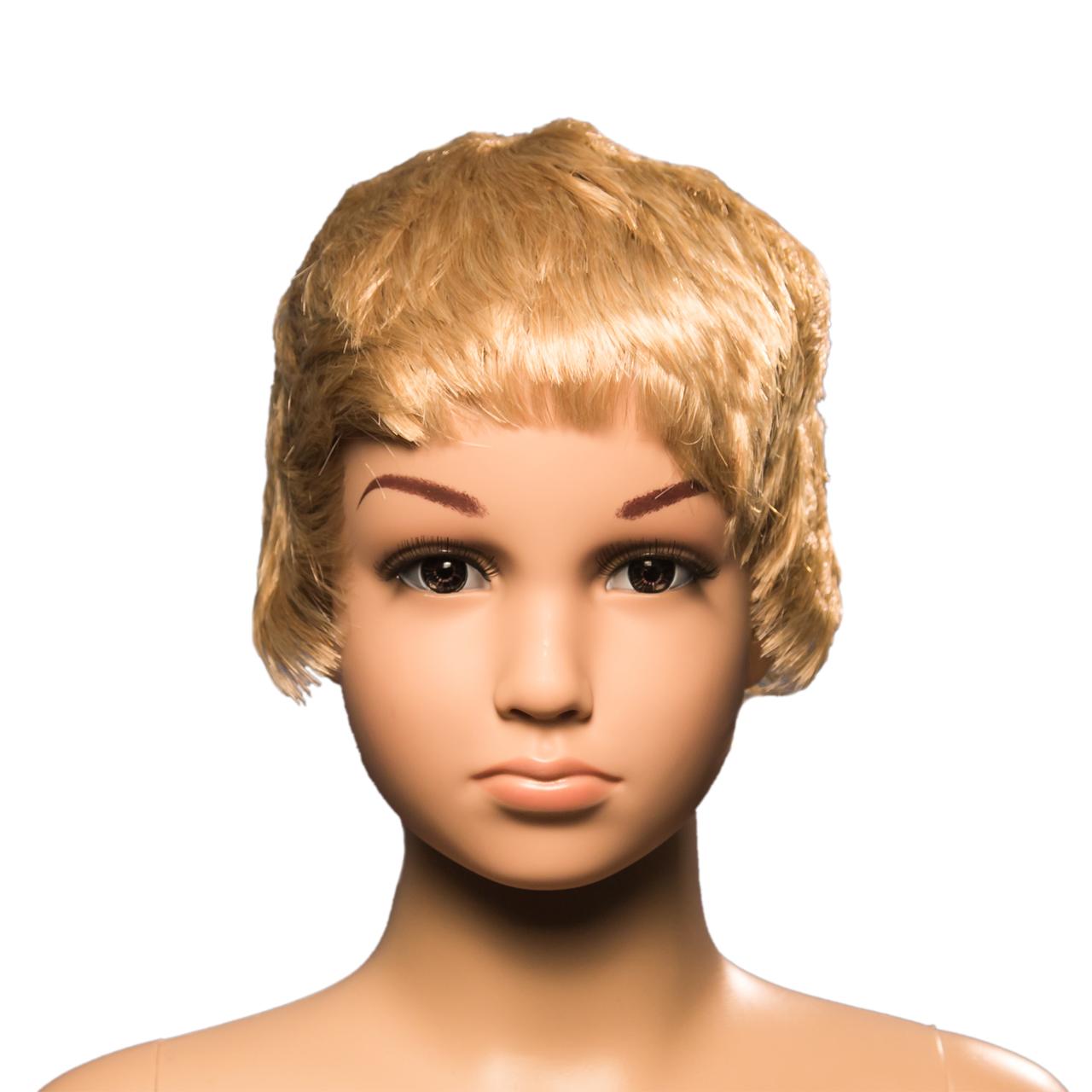 Kinder Perücke Junge blond