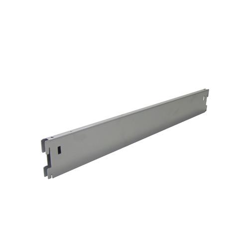 Verbindung 100 cm, weißaluminium