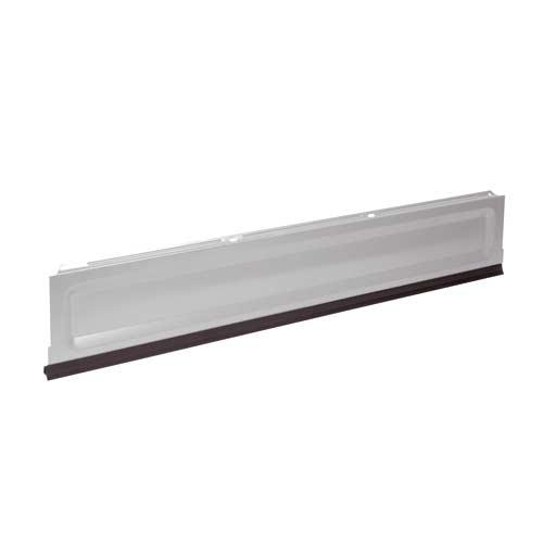 Sockelblende 125 cm, weißaluminium