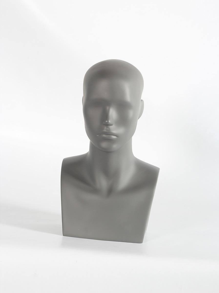 Herrenkopf abstrakt