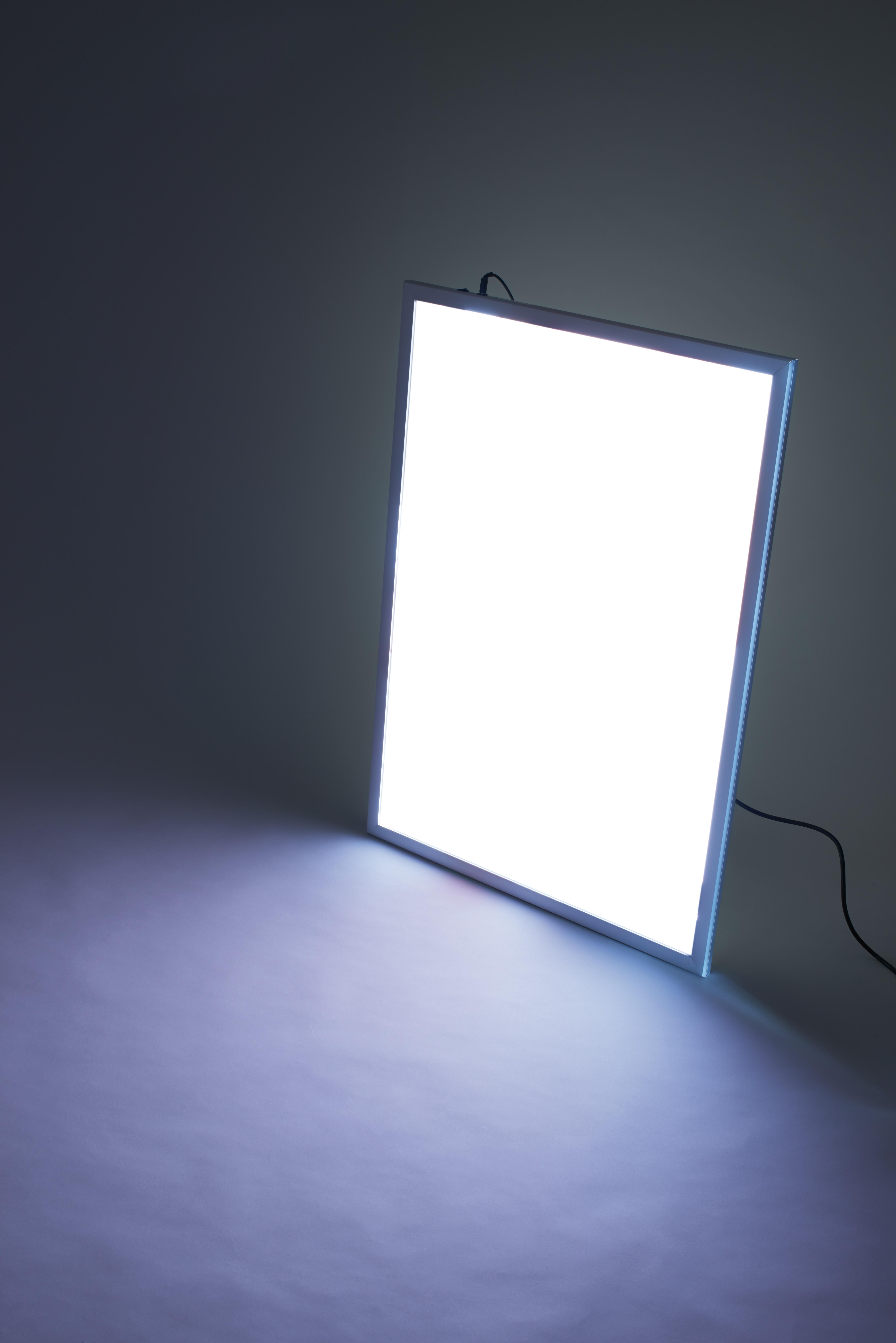Beleuchteter LED Rahmen