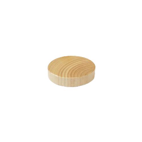 Halsabschluß für Schneiderpuppe massivholz
