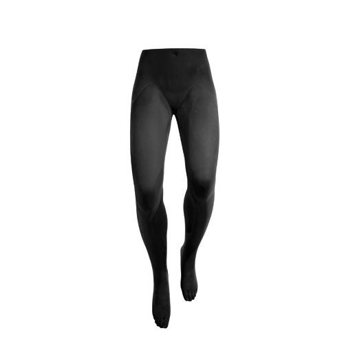 Damen Schaufensterpuppen Beine , schwarz