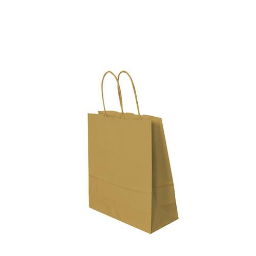 Papier-Tragetüte braun