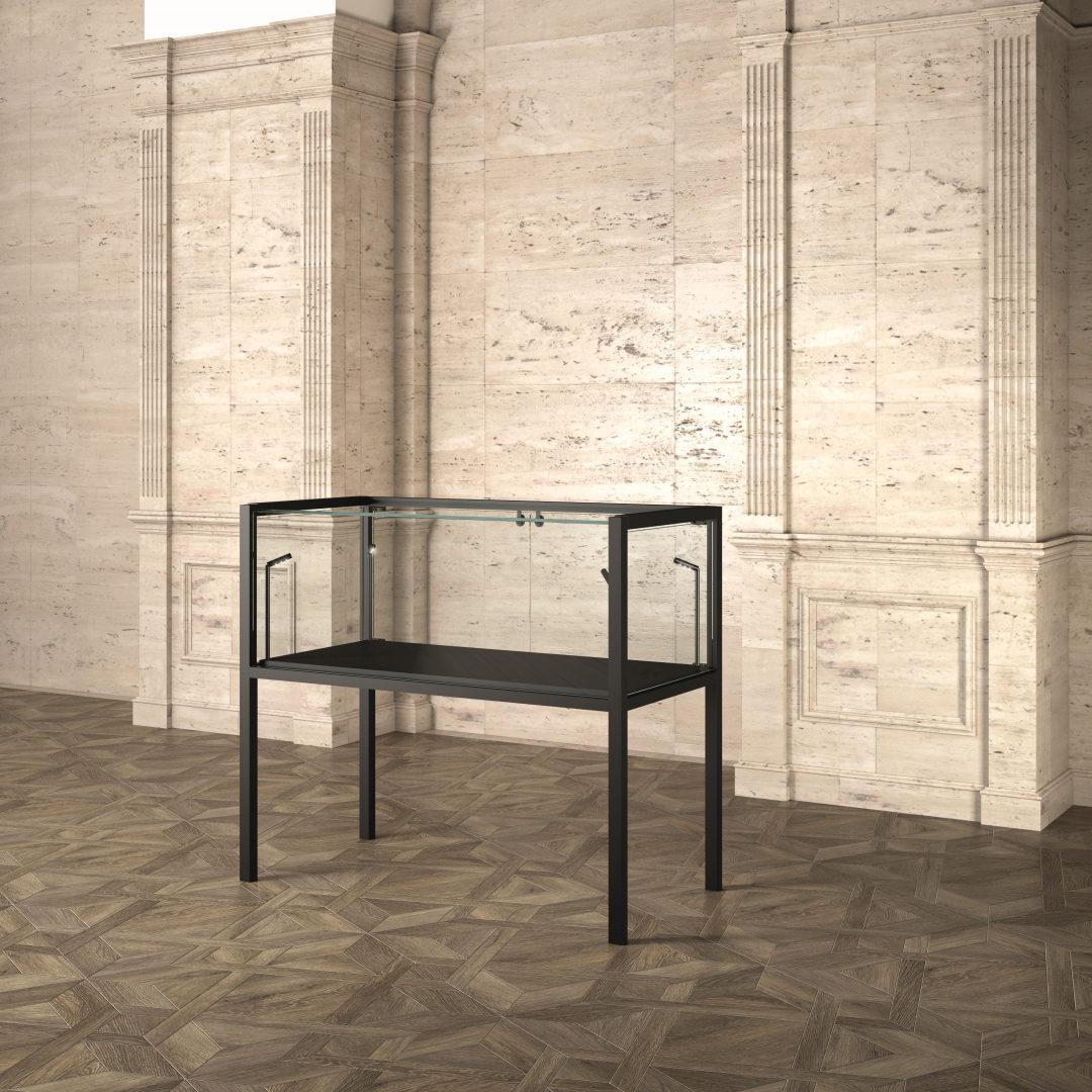 Vitrine Tisch