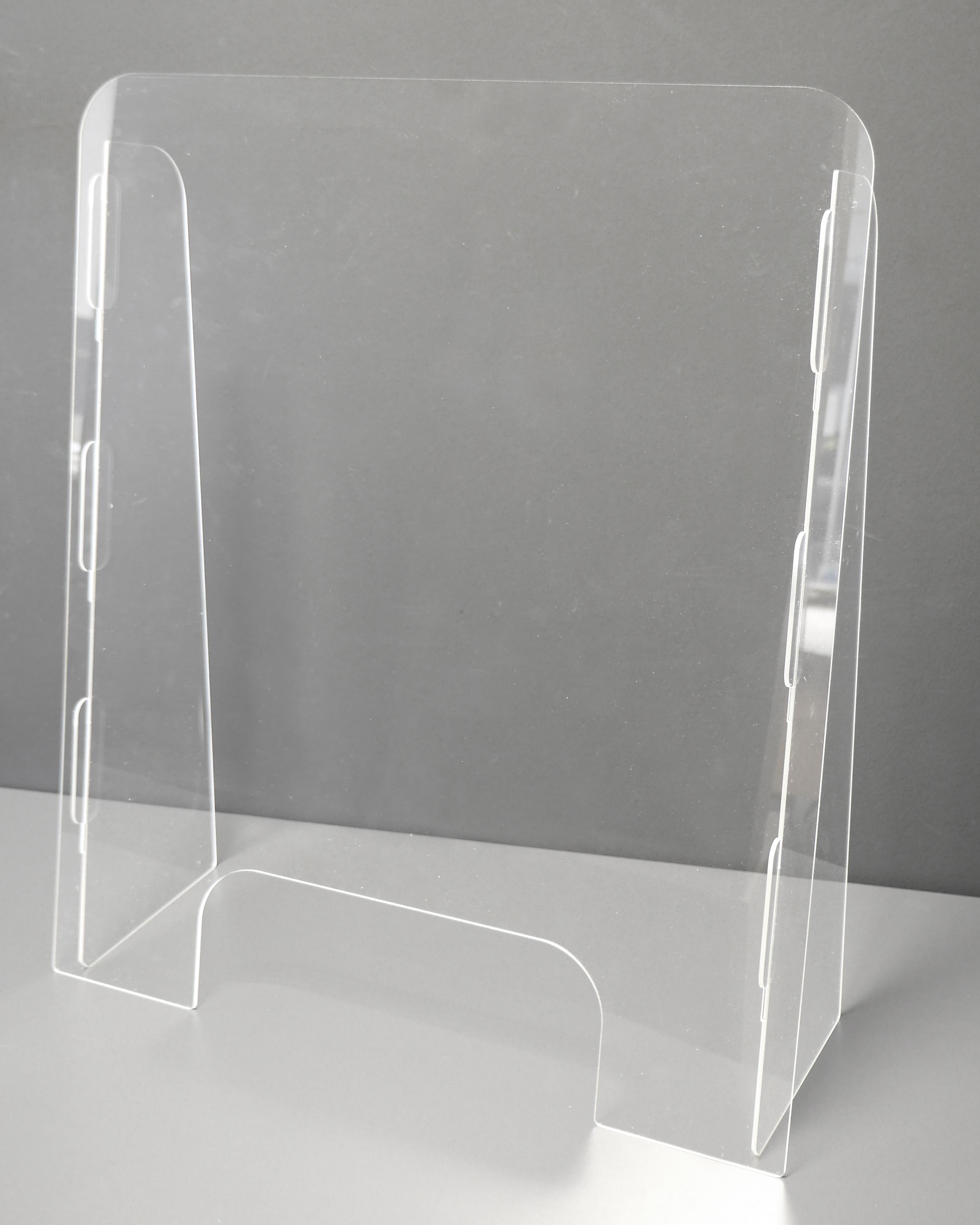 Mobile Kontakt- und Hygieneschutzwand -TOP Modul M