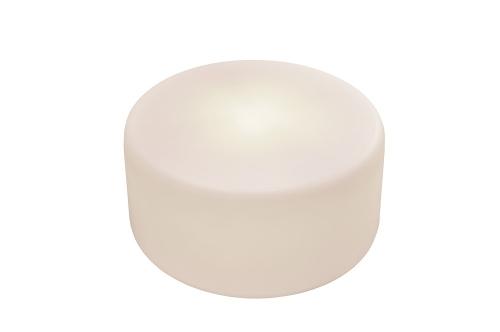 Leuchtkörper Zylinder H20 cm