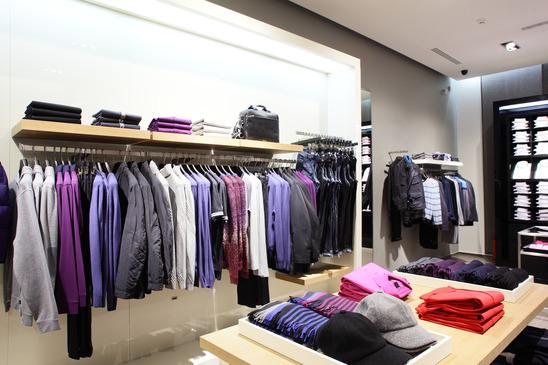 Modegeschäft Ladeneinrichtung