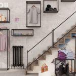 Mit Fachbodenregalen nutzen Sie erfolgreich die Wandfläche im Laden