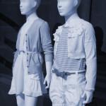 Schaufensterpuppen von ShopDirect für Kindermode