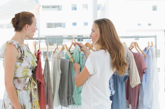Vielseitige Kleiderständer