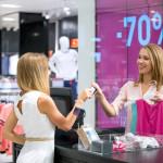 Der Kassenbereich als Dreh- und Angelpunkt im Laden