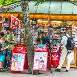 Kiosk-Einrichtung direkt von ShopDirect