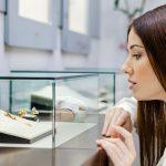 Ladeneinrichtung für Juweliere  - Uhren & Schmuck