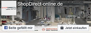 ShopDirect bei Facebook