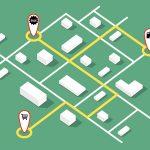 Wegführung und Leitsystem im stationären Handel