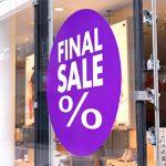 Außenwerbung im Einzelhandel - Wirkung und Einsatzmöglichkeiten