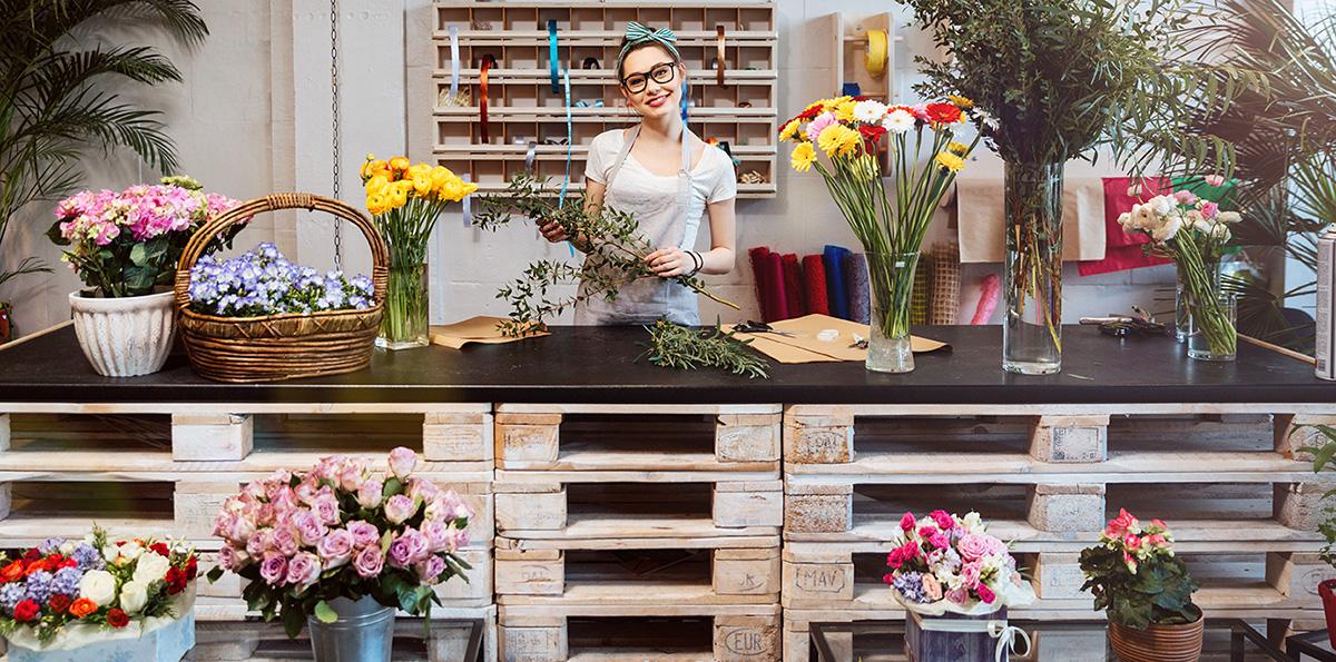 Ladeneinrichtung im blumengesch ft 7 n tzliche tipps for Einrichtung deko shop