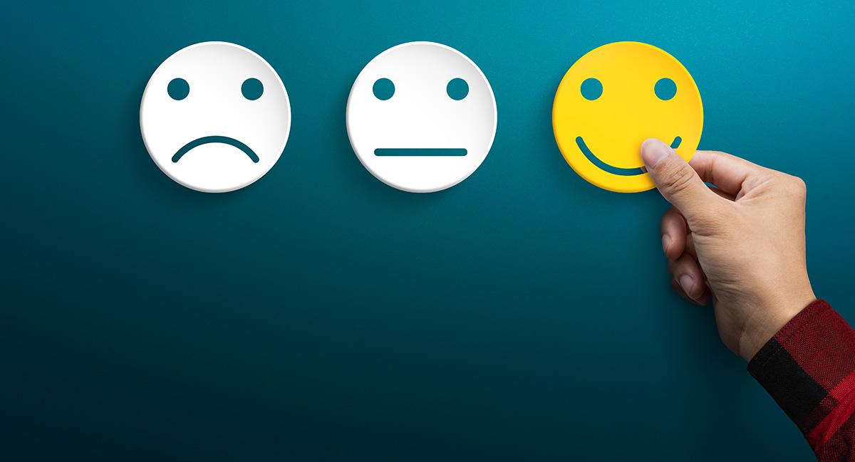 Kundenfeedback Online Bewertung
