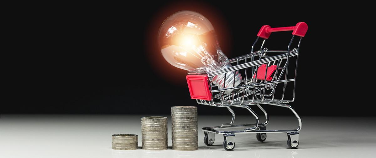 Einzelhandel Energiekosten sparen