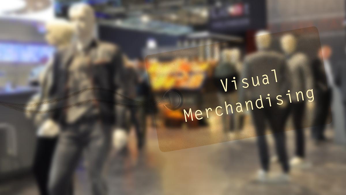Visual Merchandising Einzelhändler