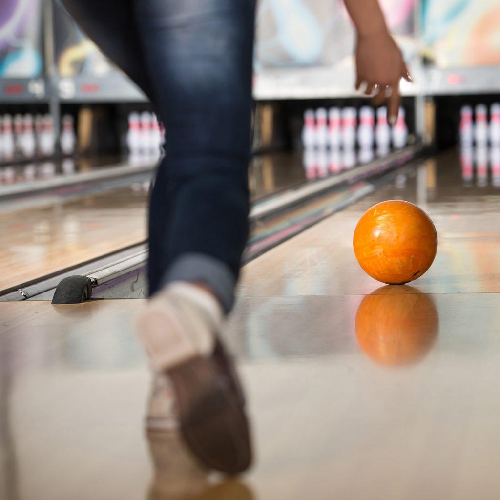 Bowling Betriebsfeier